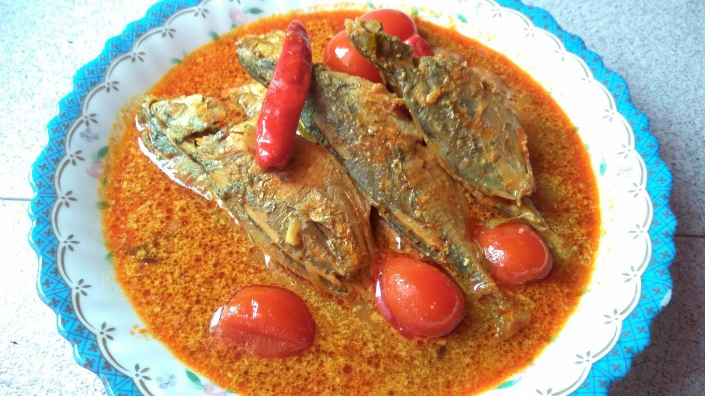 Gulai Ikan Selar Kuning Chef At Home