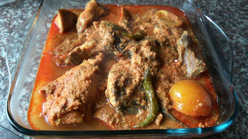 Kari Ikan Sembilang Pedas Chef At Home