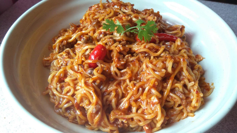 Maggi Kari Goreng Basah Chef At Home