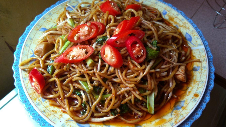 Mee Goreng Basah Chef At Home