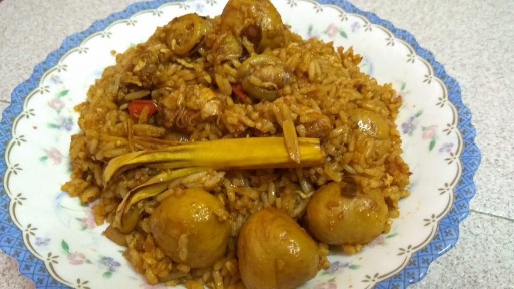 Resepi Nasi Goreng Tomyam Pedas