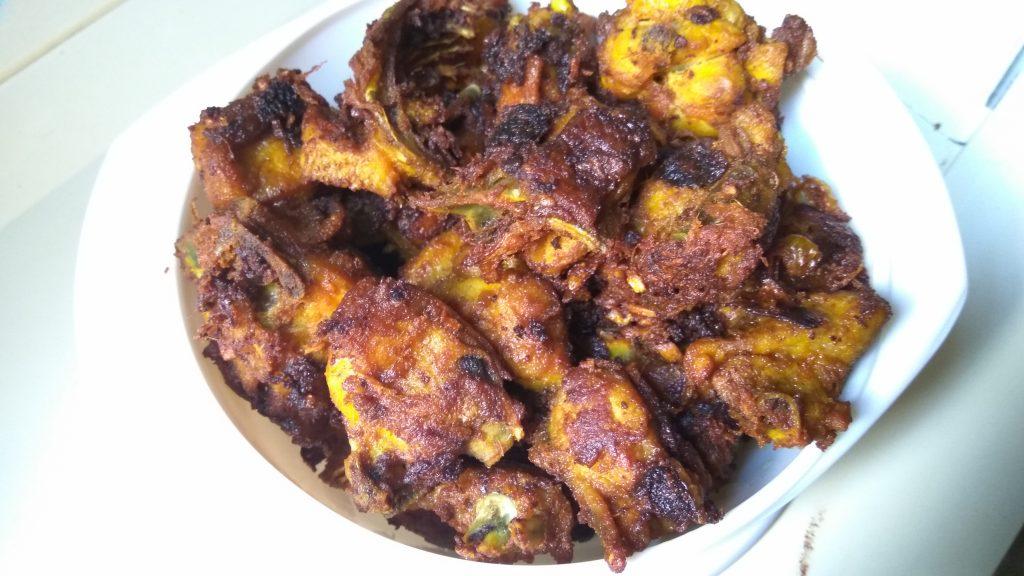 Resepi Ayam Berempah