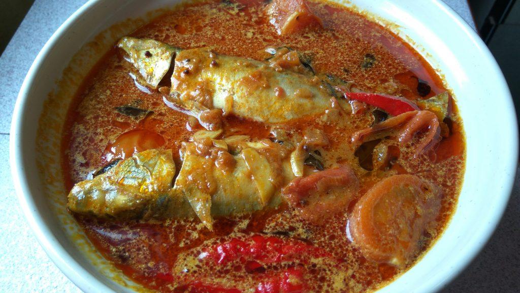 Resepi Gulai Ikan Temenung  Resepi gulai ikan tenggiri Resepi kari ikan kembung