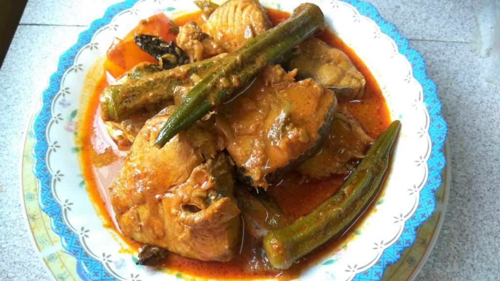Resepi Gulai Ikan Tenggiri Resepi masak asam tenggiri rebus