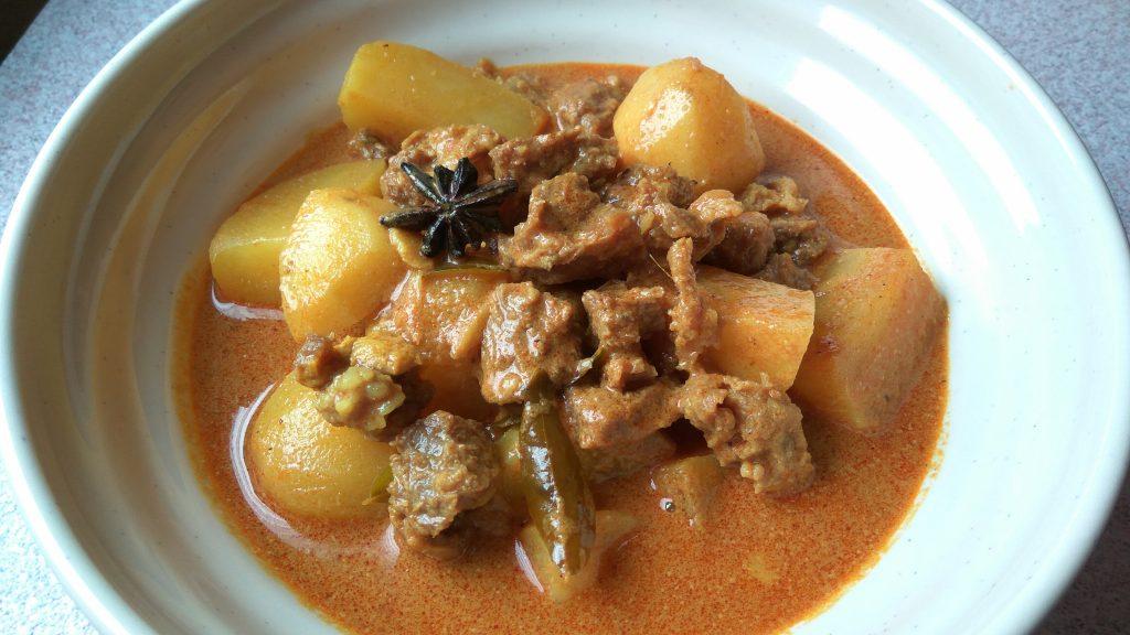 Resepi Kari Daging Resepi daging masak ungkep Resepi daging masak hitam