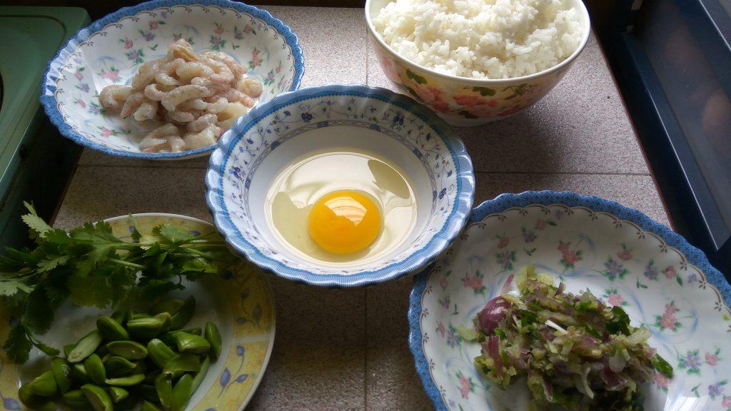 Resepi Nasi Goreng Udang Petai