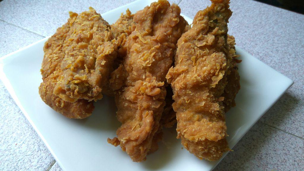 Resepi Ikan Goreng Tepung Ala KFC Resepi Masak Cuka Ikan