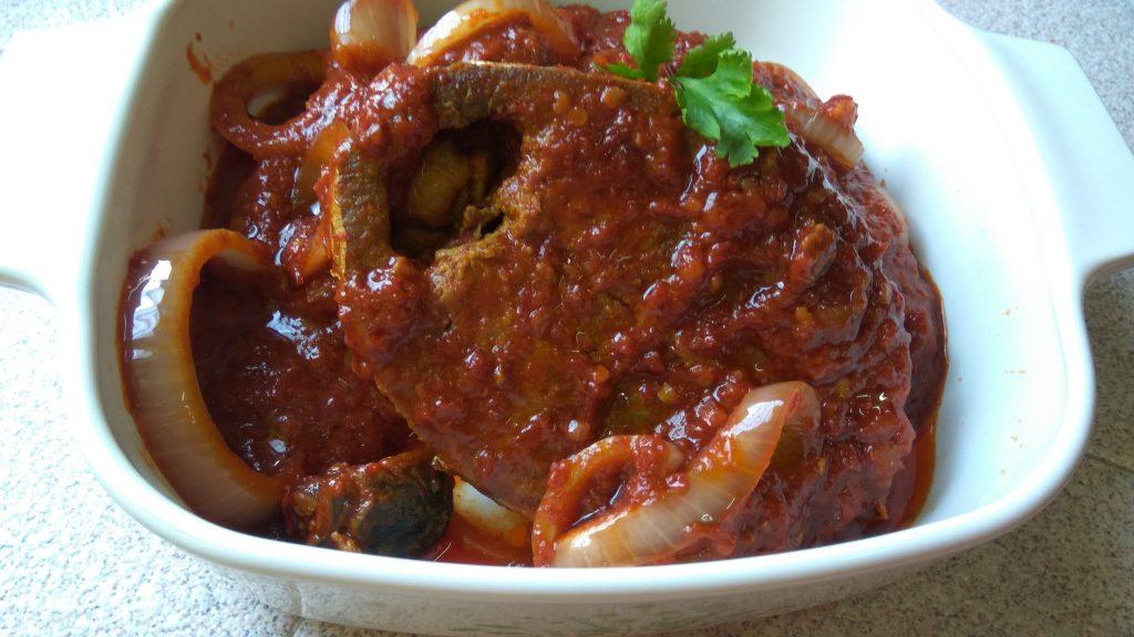 Resepi Sambal Tumis Ikan Tongkol Pedas Resepi Ikan kayu masak asam Resepi Ikan Kayu Masak Cuka