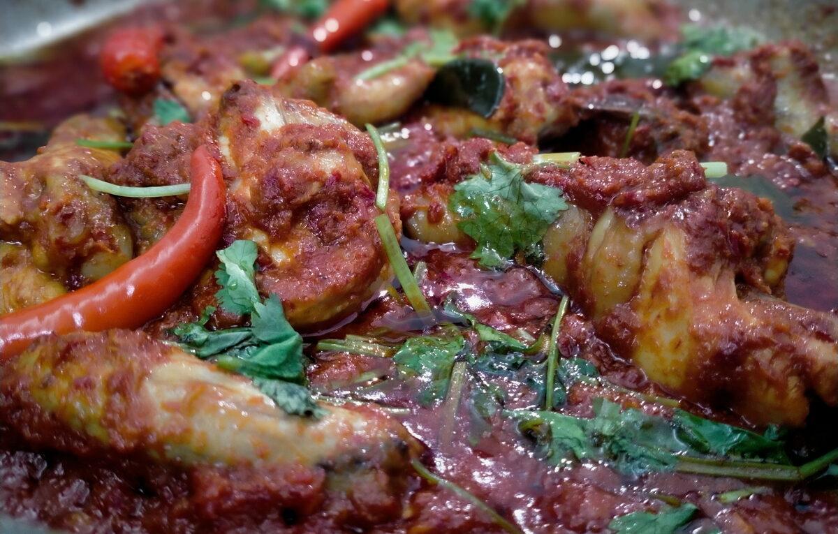 Ayam Masak Ros Ala Thai