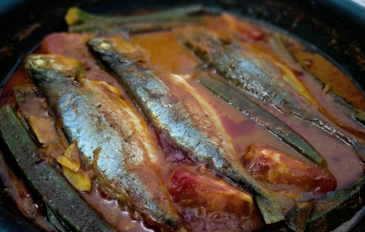 Kari Ikan Tanpa Santan