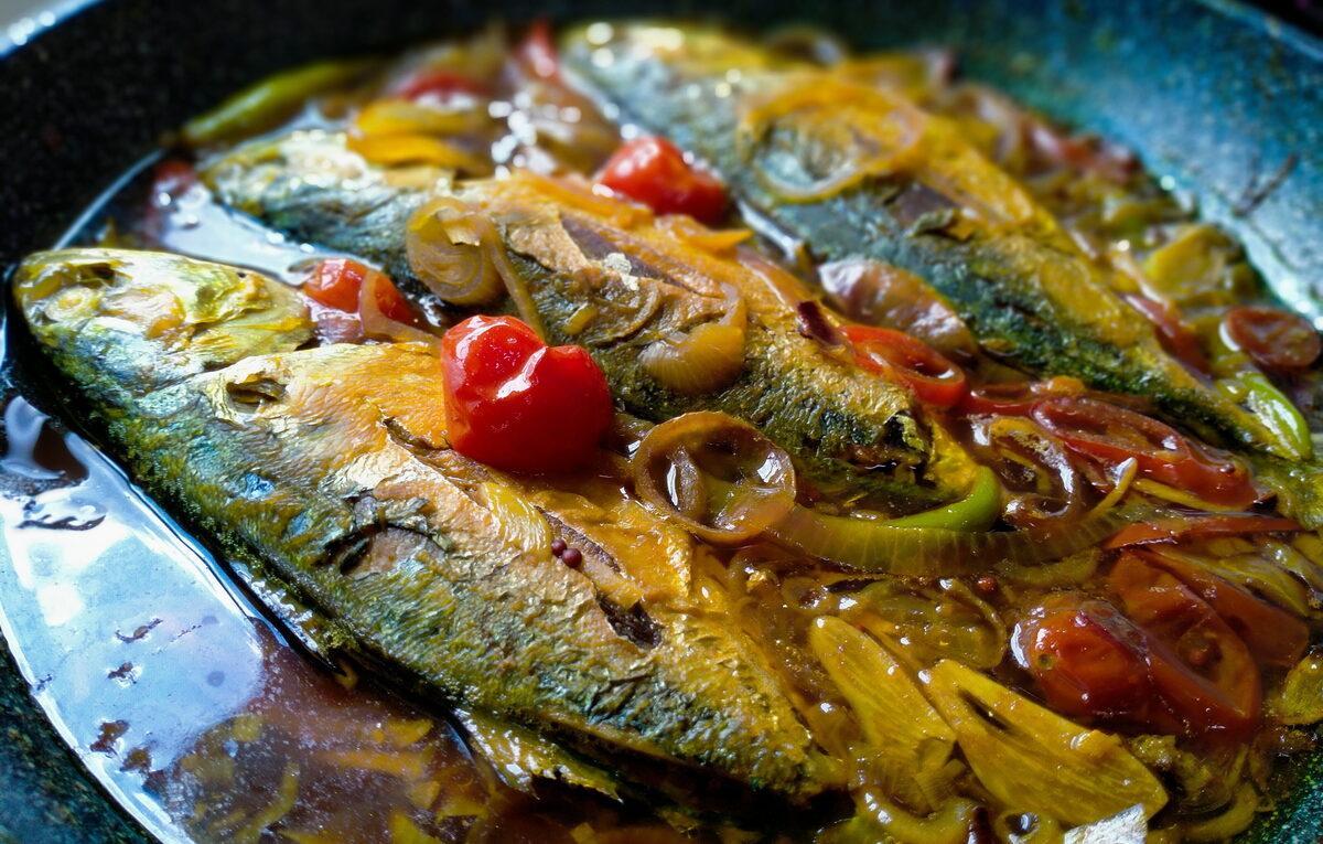 Resepi Rendang Asam Ikan Kembung